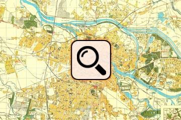 Stadtplan Breslau