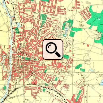 Stadtplan Elbing