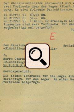Sammelunterkunft Horster 2 (1947)