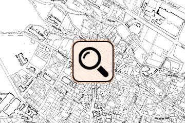 Karte Römerstadt