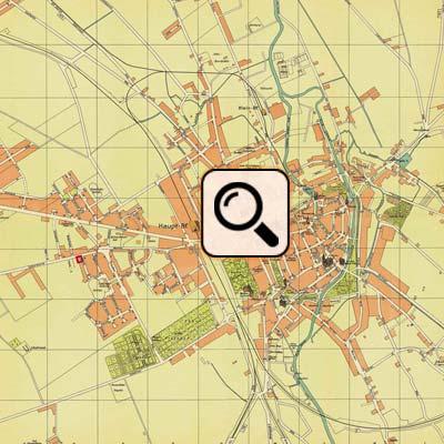 Stadtplan Stargard