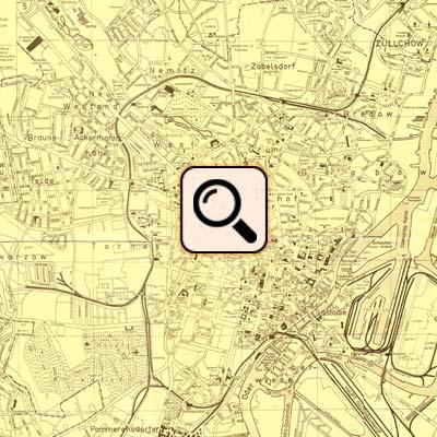 Stadtplan Stettin