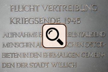 Gedenktafel Schloss Neersen (1984)