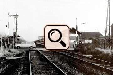 Niederheide Bahnhof