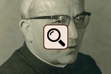 Franz Schwarz - Pater aus Breslau