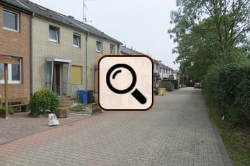 Häuser Zollstraße